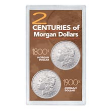 2 Centuries of Morgan Silver Dollars