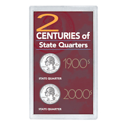 2 Centuries of State Quarters
