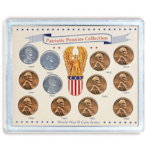Patriotic Pennies Collection