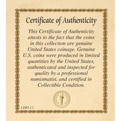 NEW American Coin Treasures Silver Mercury Dime Vine Pin//Coin Pendant 6674