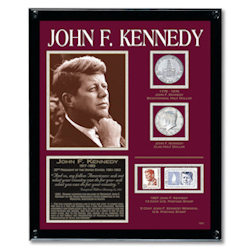 Kennedy Framed Tribute Collection