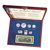 Star Spangled Coin and Stamp Box Set