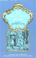 NURSERY: The Blue Fairy Book by Andrew Lang