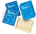 SECOND GRADE: Saxon Math 3 Home Study Kit