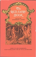 NURSERY: The Red Fairy Book by Andrew Lang