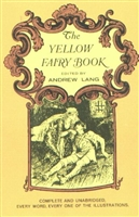 NURSERY: The Yellow Fairy Book by Andrew Lang