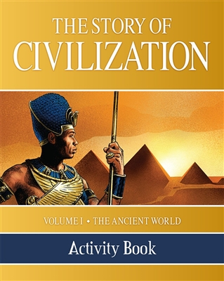 THIRD GRADE: The Story of Civilization, Vol. 1 Activity Book