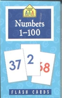 NURSERY: Number Flash Cards