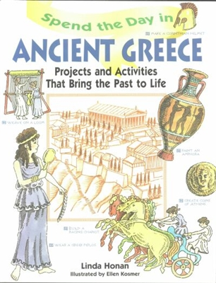 FOURTH GRADE: Spend the day in Ancient Greece