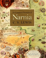 FOURTH GRADE: The Complete Chronicles of Narnia Complete Edition with Original Illustrations