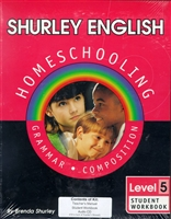 FIFTH GRADE: Shurley Grammar 5 Homeschool Kit