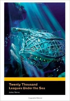 FIFTH GRADE: 20,000 Leagues Under the Sea by Jules Verne