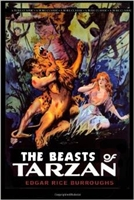 FIFTH GRADE: The Beasts of Tarzan by Edgar Rice Burroughs