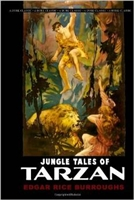 FIFTH GRADE: Jungle Tales of Tarzan by Edgar Rice Burroughs
