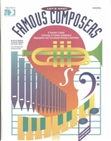 FIFTH GRADE: Famous Composers Workbook