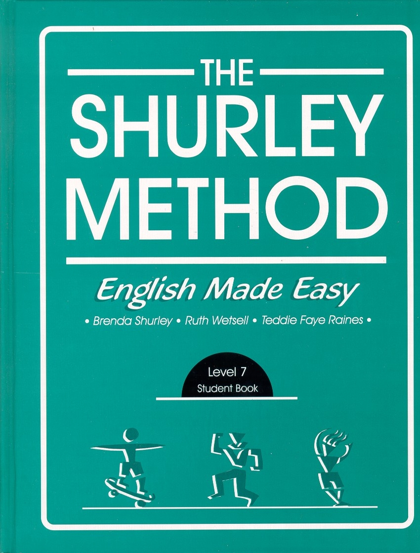 Seventh Grade Shurley Level 7 Extra Student Workbook