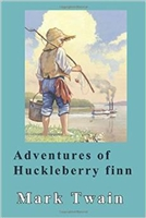 EIGHTH GRADE: Huckleberry Finn by Mark Twain