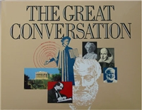 The Great Conversation by Dr. Mortimer J. Adler