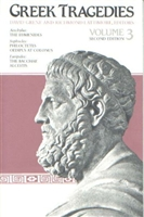 ANCIENT GREEK YEAR: Greek Tragedies, Vol. III