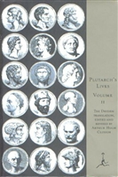 ANCIENT GREEK &  ANCIENT ROMAN YEAR:The Lives, Vol. II - Plutarch