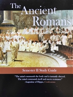 ANCIENT ROMAN YEAR: Study Guide for the Second Semester Ancient Roman Year