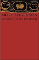 ANCIENT ROMAN YEAR: Moses Maimonides: The Guide for the Perplexed