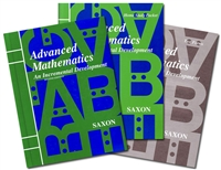 ELEVENTH GRADE: Saxon Advanced Math Kit