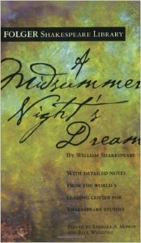 MIDDLE AGES YEAR: A Midsummer's Night's Dream by William Shakespeare