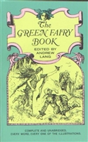 KINDERGARTEN: The Green Fairy Book by Andrew Lang