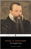 MIDDLE AGES YEAR: Complete Essays by Montaigne
