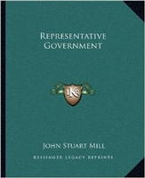 MODERNS YEAR: Representative Government by J.S. Mill