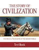 FIFTH GRADE: Story of Civilization, Vol. 3 Test Book