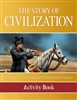 FIFTH GRADE: Story of Civilization, Vol. 3 Activity Book