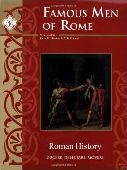 FIFTH GRADE: Famous Men of Rome by John H. Haaren and A.B. Poland