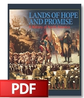 NINTH GRADE: Lands of Hope and Promise: A History of North America (Teacher's Manual)