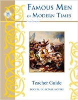 SEVENTH GRADE: Famous Men of Modern Times Teacher Guide