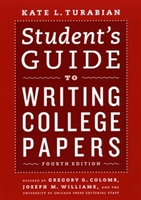 9th - 12th GRADE: Student's Guide to Writing College Papers