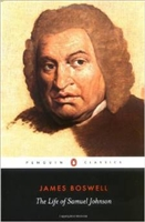 MODERNS YEAR: Life of Samuel Johnson by Boswell