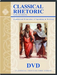 TENTH GRADE: Classical Rhetoric with Aristotle DVDs