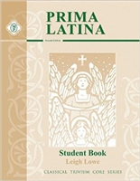 LATIN = Prima Latina Student Book for Students (recommended for K-2 Grades)