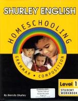 FIRST GRADE: Shurley Grammar 1 Homeschool Kit