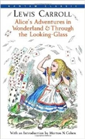 FIRST GRADE: Alice's Adventures in Wonderland & Through the Looking Glass by Lewis Carroll
