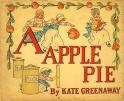 NURSERY: A - APPLE PIE by Kate Greenaway