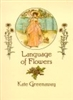 NURSERY: The Language of Flowers by Kate Greenaway