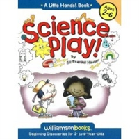NURSERY: Science Play for Little Hands!