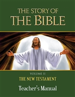 SECOND GRADE: New Testament Teacher's Manual