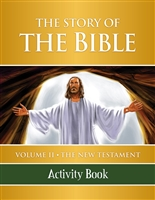 SECOND GRADE: New Testament Activity Book