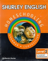 SECOND GRADE: Shurley Grammar Homeschool Kit