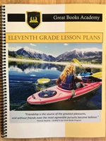 Great Books Academy Grade 11th Grade Lesson Plans binder