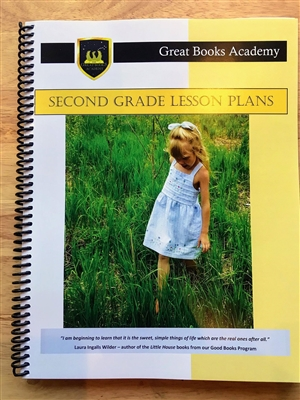 Great Books Academy 2nd Grade Lesson Plans binder
